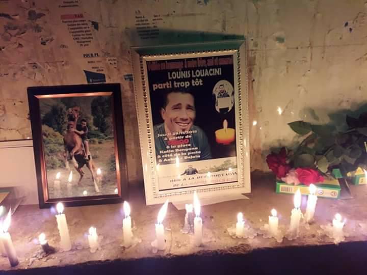 Aokas rend hommage à Lounis Louacini le jeudi 29 novembre 2018 - Page 2 10494