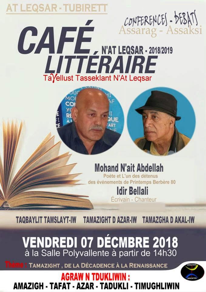 Nait Abdellah et Idir Bellali à At Leqsar , Bouira  10521