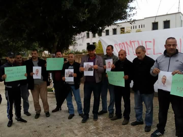 Rassemblement à Aokas le samedi 18 novembre 2017 pour la libération de:  Slimane Bouhafs Merzouk Touati Said Chitour 1319
