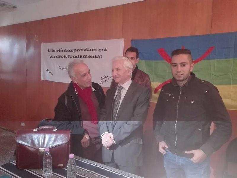 Mohamed Lahlou à Aokas le samedi 02 decembre 2017 - Page 2 1460
