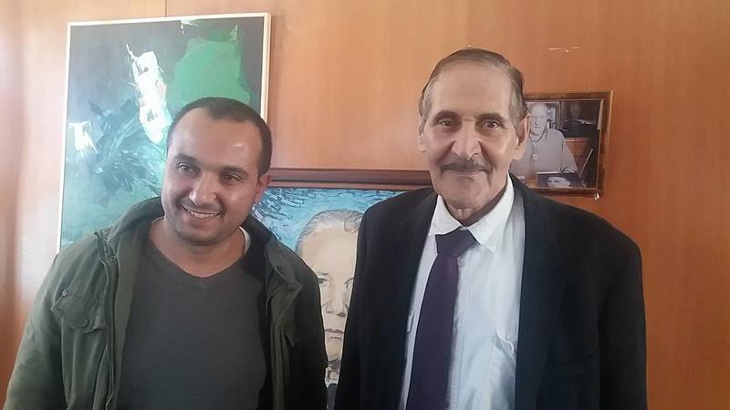 Ali Feraoun à Aokas le vendredi 09 mars 2018 - Page 2 17101