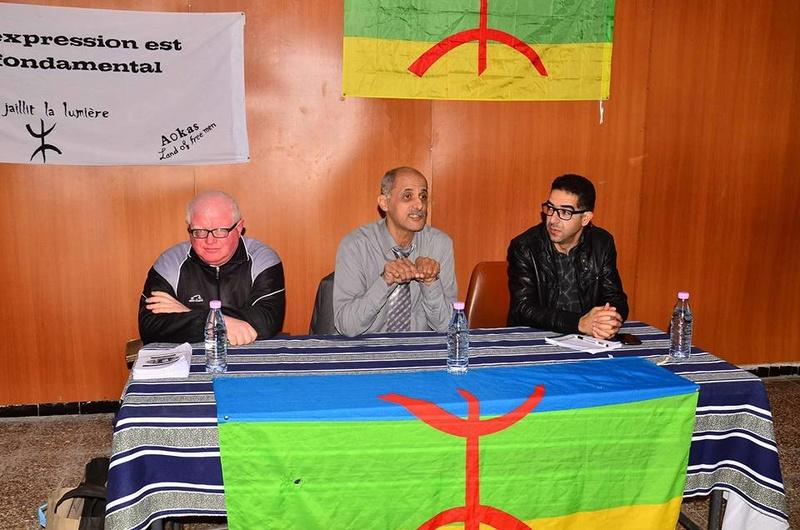 Excellente conférence de Djamel Taibi à Aokas le samedi 06 janvier 2018 1877