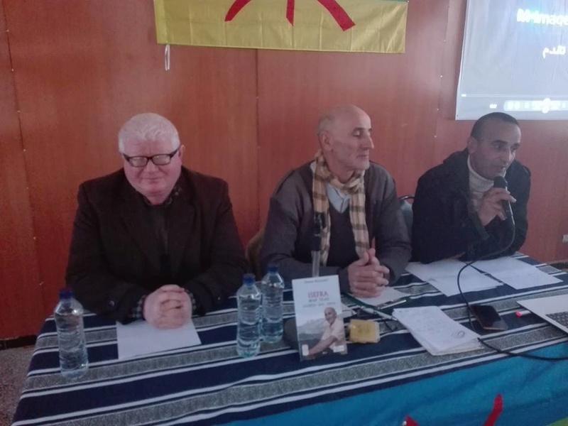 Kamel Drici et Slimane Belharet  à Aokas le samedi 13 Janvier 2018 2019