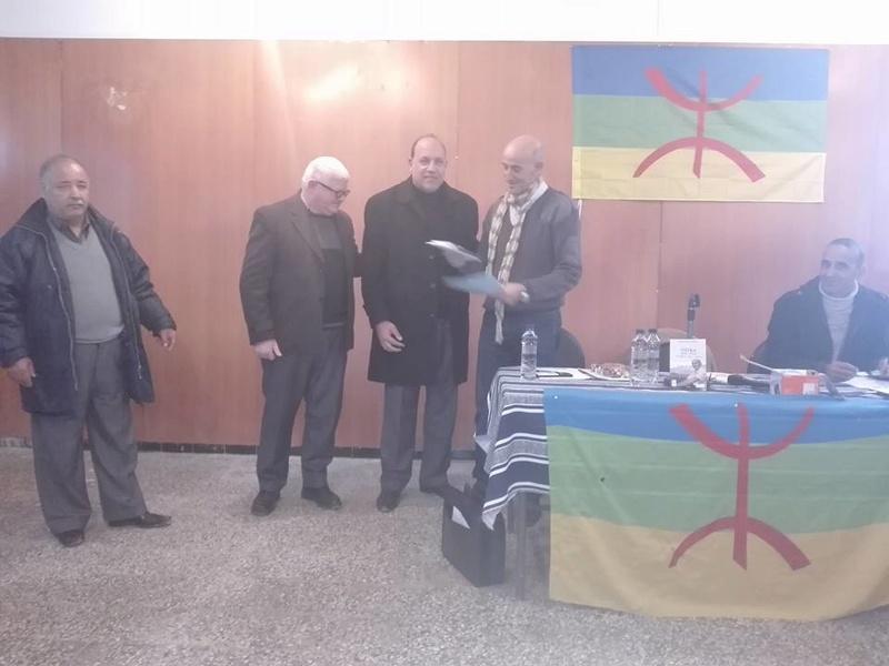 Kamel Drici et Slimane Belharet  à Aokas le samedi 13 Janvier 2018 2028