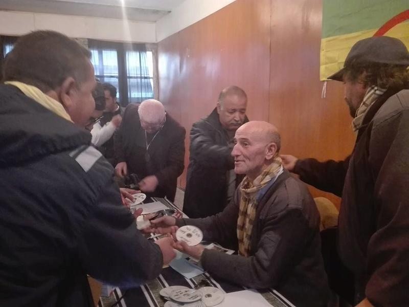 Kamel Drici et Slimane Belharet  à Aokas le samedi 13 Janvier 2018 2032