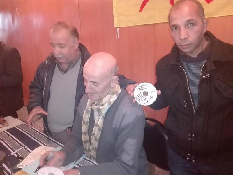 Kamel Drici et Slimane Belharet  à Aokas le samedi 13 Janvier 2018 2033