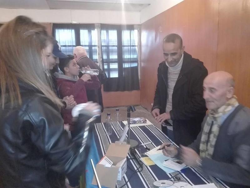 Kamel Drici et Slimane Belharet  à Aokas le samedi 13 Janvier 2018 2034