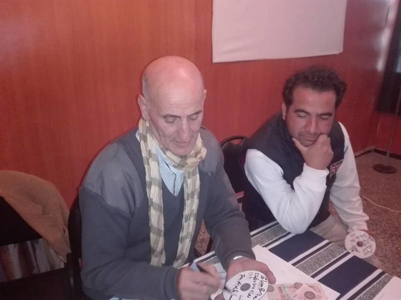 Kamel Drici et Slimane Belharet  à Aokas le samedi 13 Janvier 2018 2036