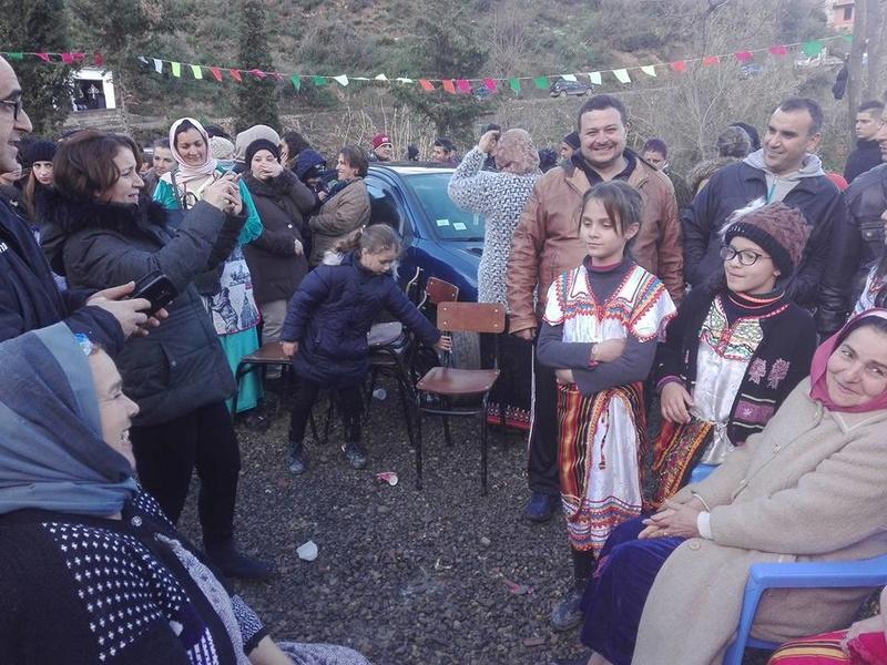 Taremant rend un vibrant hommage à ses femmes d'un certain âge à l'occasion de Yennayer 2968... 2065