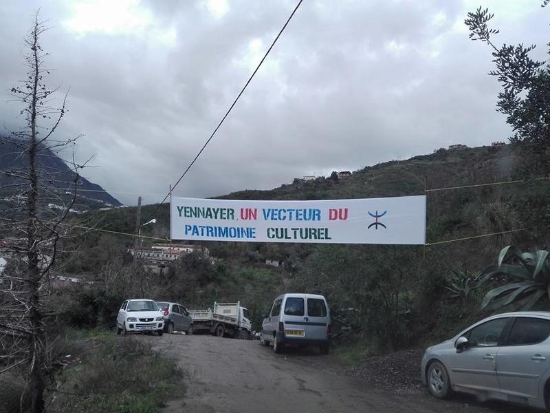 Taremant( Aokas) se prépare activement à célébrer en grande pompe Yennayer 2968  2313