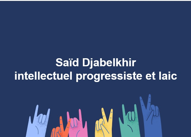 Saïd Djabelkhir intellectuel progressiste et laic 275