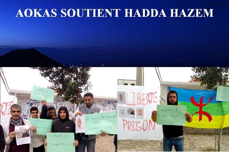 Rassemblement à Aokas le samedi 18 novembre 2017 pour la libération de:  Slimane Bouhafs Merzouk Touati Said Chitour - Page 2 416