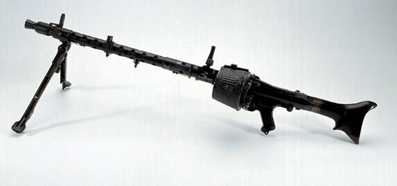 LES ARMES LONGUES Mg-3410