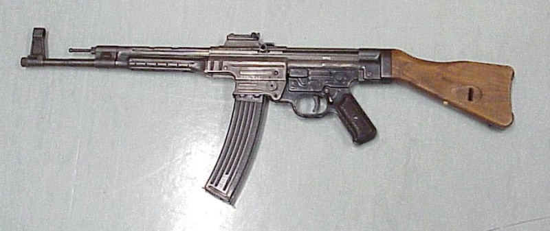 LES ARMES LONGUES Sturmg10