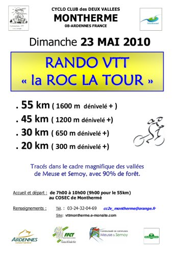 23 Mai 10 - ROC LA TOUR 2010 MONTHERME - Page 2 Affich12