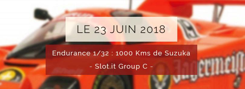 1000 Km de Suzuka SRCB Course11