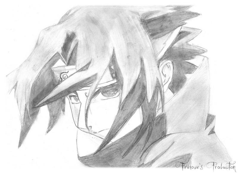 Manga d'un jeu vidéo Sasuke10