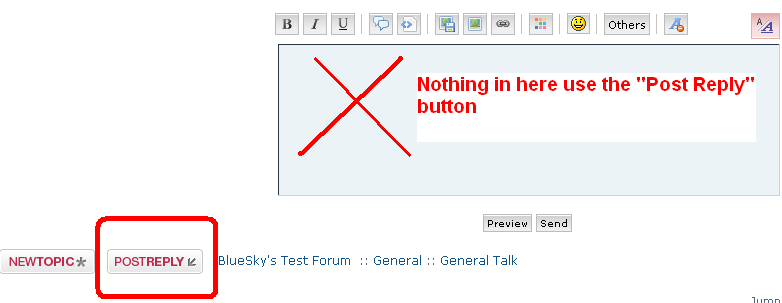 How to use Multi-quote buttons 610