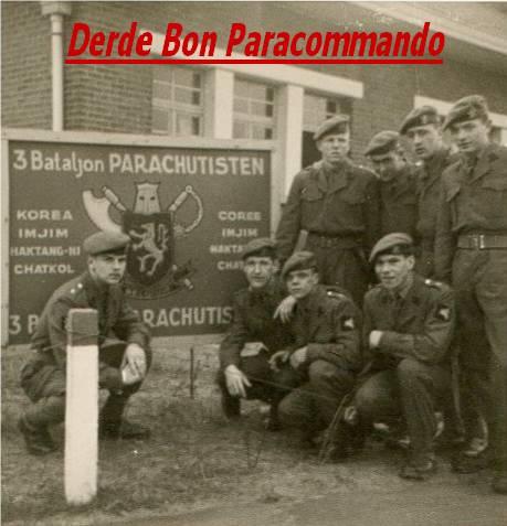 le 3è Bataillon Para-Commando Belge 00110