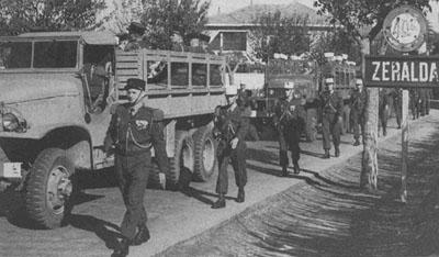 Recontre entre le Colonel Dufour et de gaulle en 1960 217-1e10