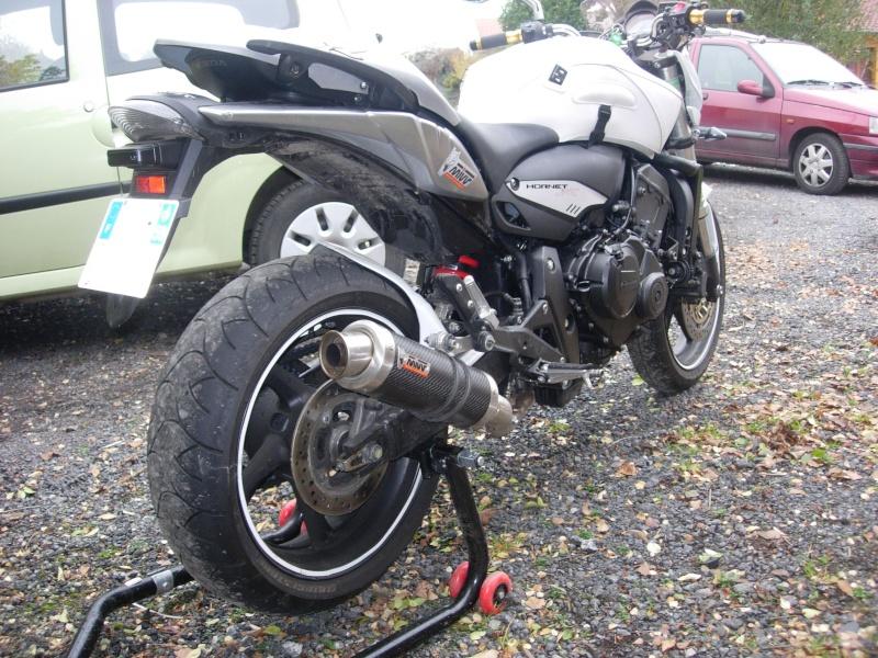 [greglag3dci] CB600 hornet présentation de ma moto  Dscn3912