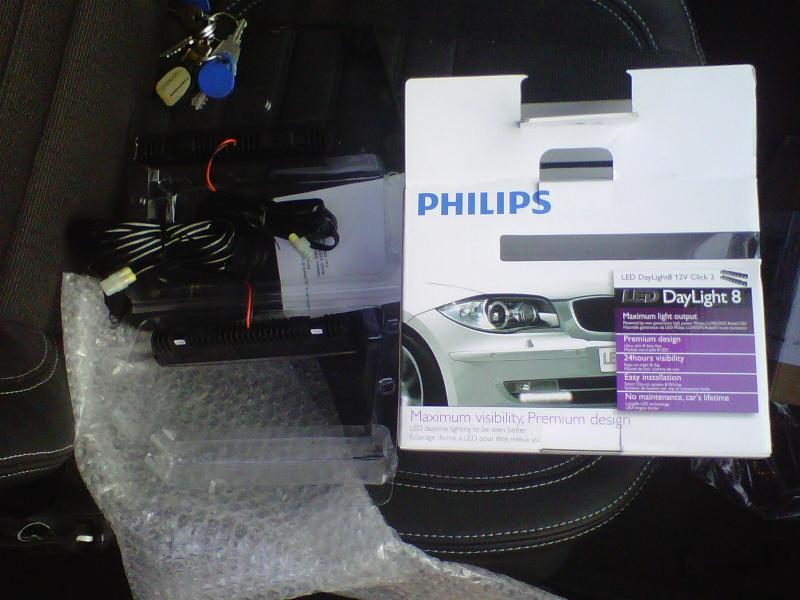 [Tuto] Installation de kit feux diurnes philips Img-2010