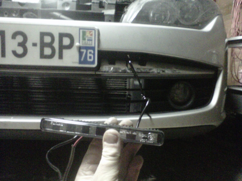 [Tuto] Installation de kit feux diurnes philips Img-2011