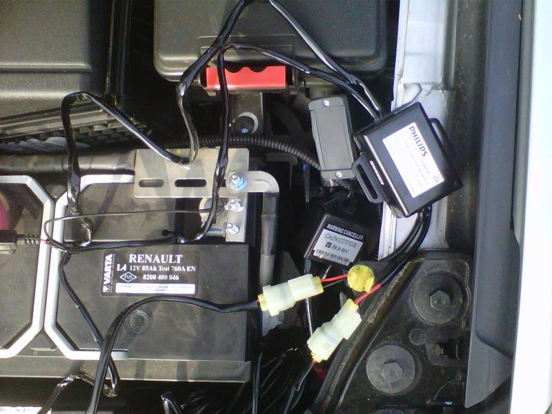 [Tuto] Installation de kit feux diurnes philips Img-2012