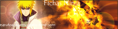 FICHAS NINJA