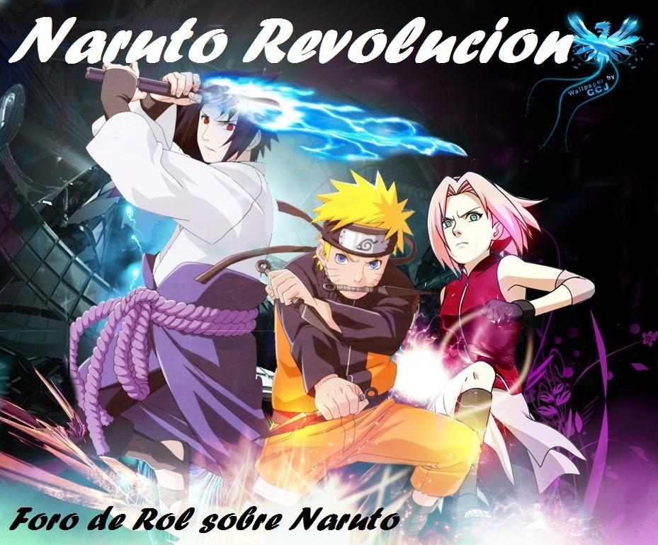 NARUTO REVOLUCION