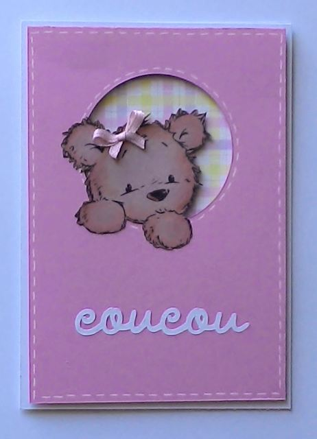 Cartes Oursons Oursro11