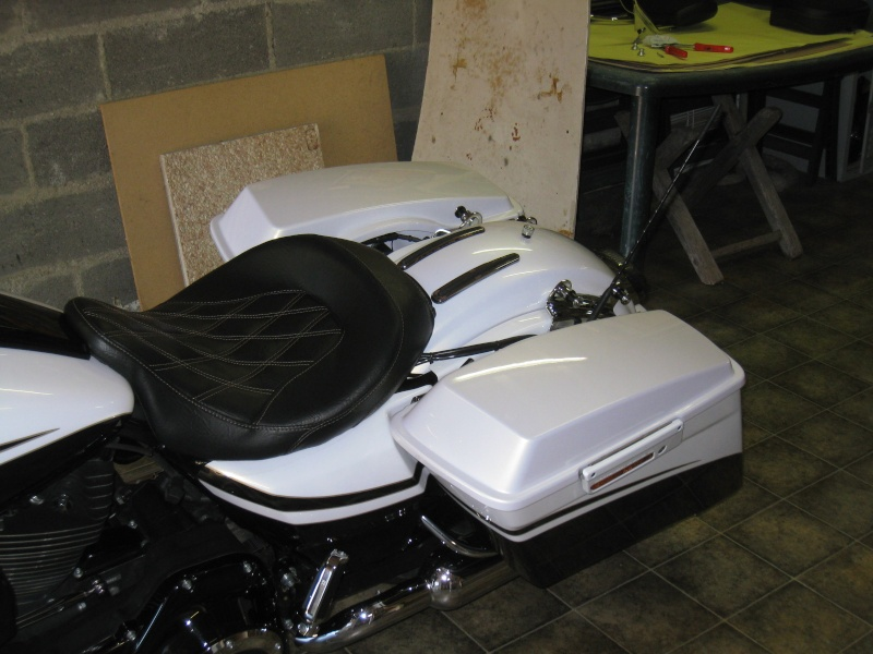 selle solo road glide cvo Img_3110