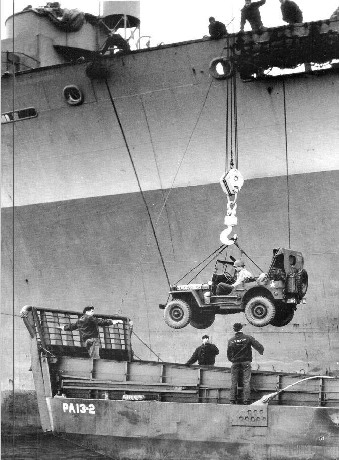 6 Juin 1944 - Au large d'Utah Beach - LCM(3)  - Page 10 Lcm10