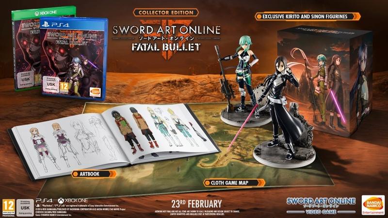 [PRECO] Sword Art Online: Fatal Bullet Collector  Sword-10
