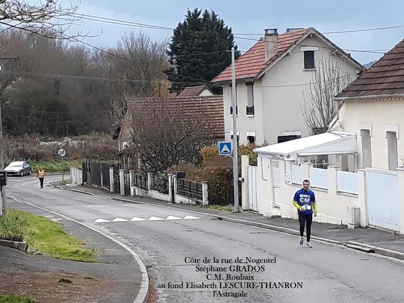 8h Etampes sur Marne entre 2 relais 20171113