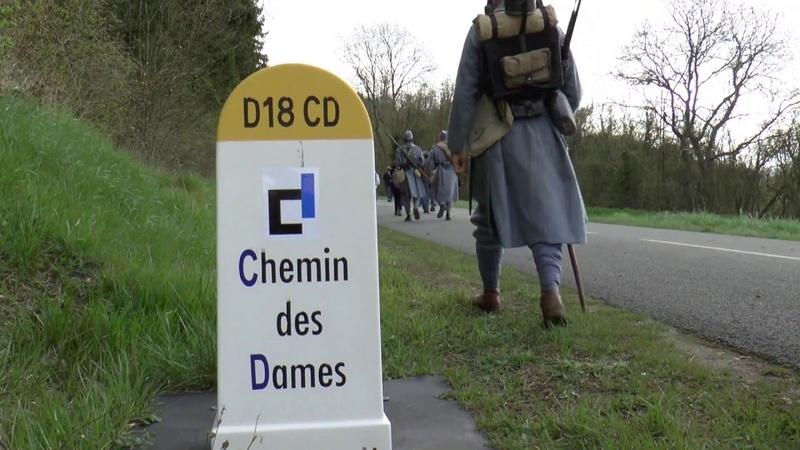 Commémoration 14//18  Chemin12