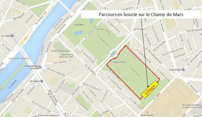 No finish line Paris du 2 au 6 mai Parcou10