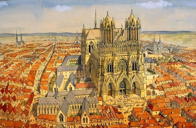 Commémoration 14//18  Reims-11