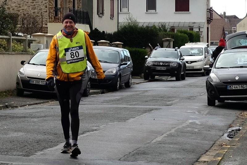 8h Etampes sur Marne entre 2 relais S0092812