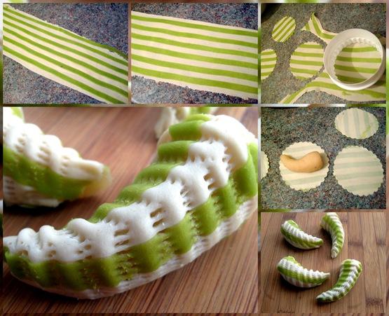 حلوى قرن الغزال من المطبخ الجزائري Corne-10