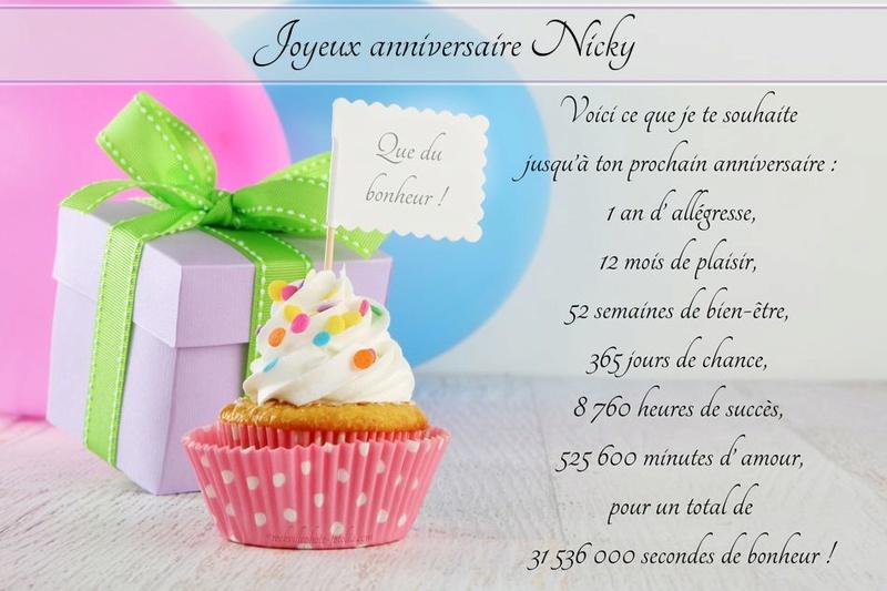 JOYEUX ANNIVERSAIRE NICKY   Nicky_10