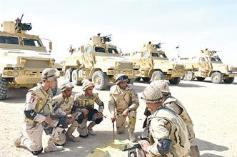 نص البيان الثامن للقوات المسلحة 0910