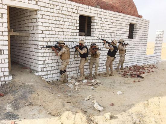 نص البيان الخامس للقوات المسلحة 2811