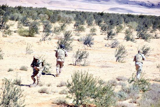 نص البيان الخامس للقوات المسلحة 3210