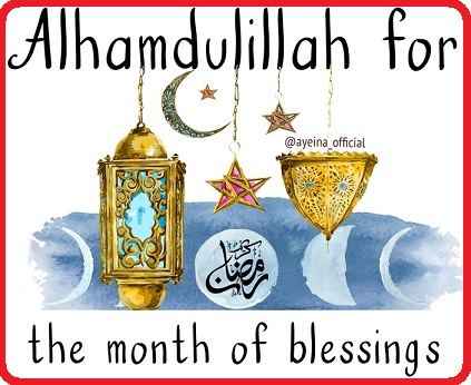 A Month of Blessings 333
