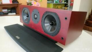 Center Speaker Epos M8i (Price Reduced) 12609011