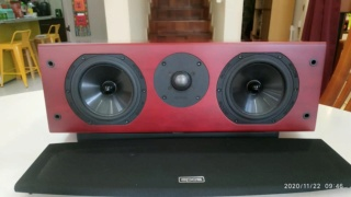 Center Speaker Epos M8i (Price Reduced) 12619010
