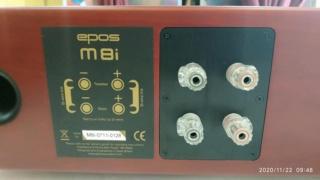 Center Speaker Epos M8i (Price Reduced) 12644710