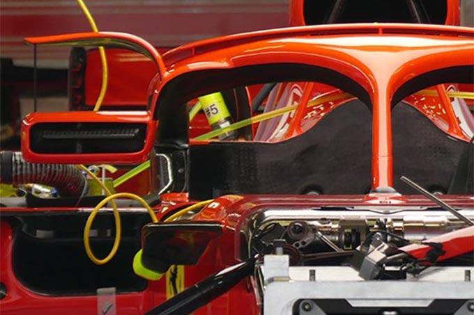[F1] Scuderia Ferrari 110