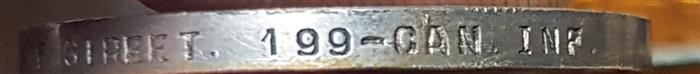 A.R.S. MJR. F. STREET Naming17